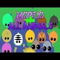 Мопе ио все животные